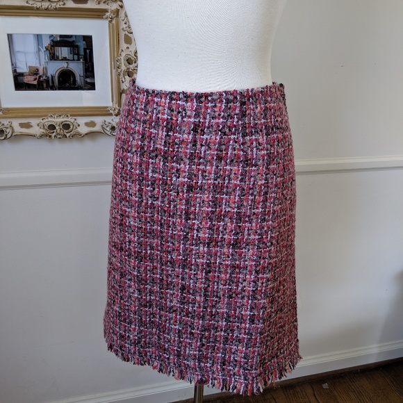Talbots Dresses & Skirts - Talbots Tweed skirt size 22 women's petite. EUC.